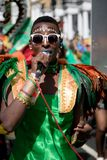 Londres, Royaume-Uni - 27 août 2017 Carnaval 2008 de Notting Hill photos stock