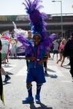 Londres, Royaume-Uni - 27 août 2017 Carnaval 2008 de Notting Hill photos libres de droits