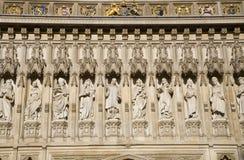 Londres - santos de la abadía de Westminster Fotografía de archivo libre de regalías