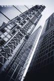 LONDRES - 21 SEPTEMBRE : Bâtiment de Leadenhall dans la construction Photographie stock libre de droits