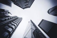 LONDRES - 21 SEPTEMBRE : Les bâtiments 30 de St Mary Axe Images stock