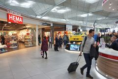 Londres Stansted Images stock