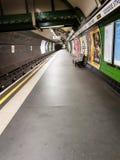 Londres subterráneo Fotos de archivo