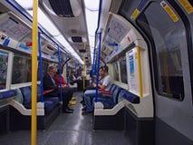 Londres subterrânea Imagem de Stock Royalty Free