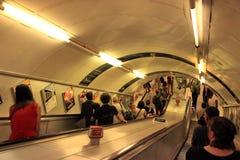 Londres - um dia dos Olympics 2012 Fotografia de Stock Royalty Free