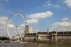 Londres - um dia dos Olympics 2012 Fotografia de Stock