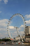 Londres - um dia dos Olympics 2012 Foto de Stock