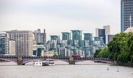 Londres Vauxhall Image libre de droits