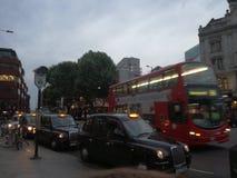Londres visitant le pays Images libres de droits