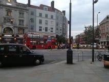 Londres visitant le pays Image libre de droits