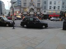 Londres visitant le pays Image stock