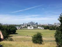 Londres visitant le pays Photographie stock libre de droits