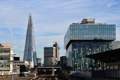 Londres Waterloo del este Fotografía de archivo