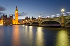 Londres, Westminster Imagem de Stock