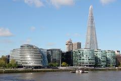 Londyńska linia horyzontu Zdjęcie Stock