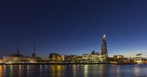 Londyńska linia horyzontu Obraz Royalty Free