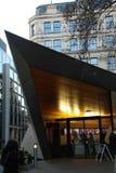 Londyńska Nowożytna architektura Zdjęcie Royalty Free