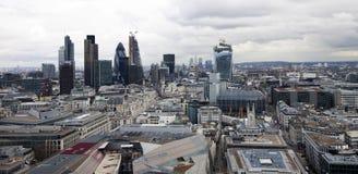 Londyńska panorama Zdjęcie Stock