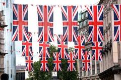 Londyńska ulica Zdjęcie Stock