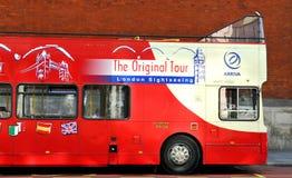Londyńska wycieczka autobusowa Obraz Stock