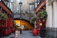 Londyński Charing krzyż fotografia royalty free