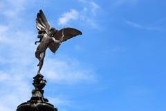 Londyński Eros fotografia stock