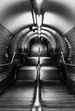 Londyński metro zdjęcia stock