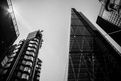 Londyński miasto Obrazy Royalty Free