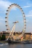 Londyński oka Ferris koło Zdjęcia Royalty Free