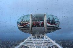 Londyński oko 8 zdjęcia royalty free