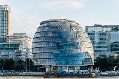Londyński pejzaż miejski od wierza Zdjęcia Stock