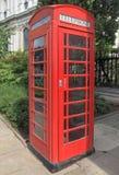 Londyński Telefoniczny pudełko zdjęcia royalty free