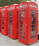 Londyński Telefoniczny pudełko zdjęcie stock
