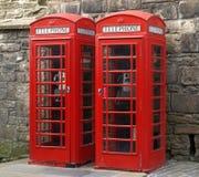 Londyński Telefoniczny pudełko fotografia stock