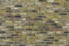 Londyńskie cegły Zdjęcia Royalty Free