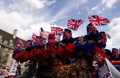 Londyńskie pamiątki Zdjęcia Royalty Free