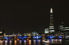 Londyńscy mosty Obrazy Royalty Free