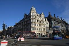 Londyńska architektura obrazy stock