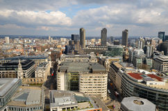 Londyńska panorama Zdjęcia Royalty Free