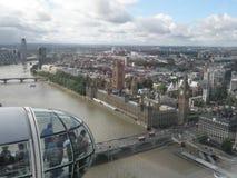 Londyńska panorama obrazy stock