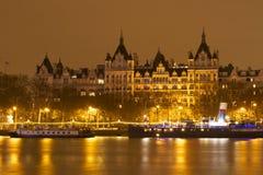 Londyńska turystyka Fotografia Royalty Free