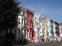 Londyńska ulica Zdjęcie Royalty Free
