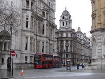 Londyńska ulica Fotografia Royalty Free