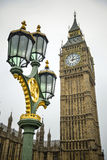 Londyński big ben, Anglia Zdjęcia Royalty Free