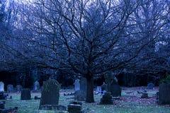 Londyński cmentarz Fotografia Royalty Free