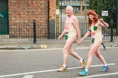 Londyński maraton 2016 Fotografia Royalty Free