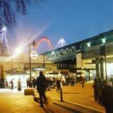 Londyński miasteczko fotografia royalty free