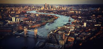 Londyński miasto obrazy stock