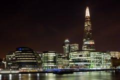 Londyński miasto, UK Anglia Zdjęcia Royalty Free