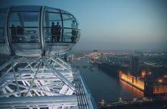 Londyński Oko Zdjęcia Stock